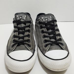Converse Chuck Taylor All Star Ox Charcoal Grey